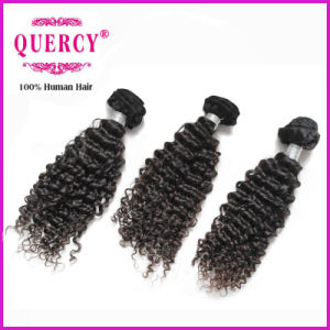 Hot Selling 100% Unprocessed 8 Inch Jerry Curl Hair Weave pictures & photos