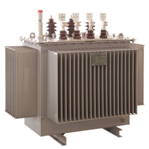 6kv 10kv 11kv 35kv Three Phase Oil Immersed Voltage Power Transformer pictures & photos