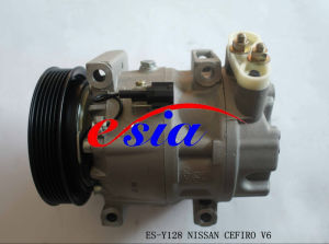 Auto Parts AC Compressor for Nissan Juke-Tiida-Almera Cr08b pictures & photos