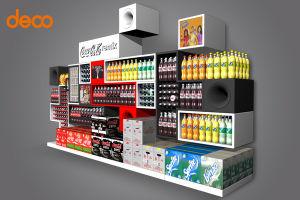 Pop Floor Display Cardboard Pallet Display for Supermarket pictures & photos