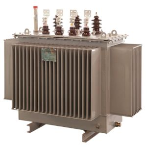 S11 Three Phase Double-Winding Series Oil Immersed Electric Power Transformer pictures & photos