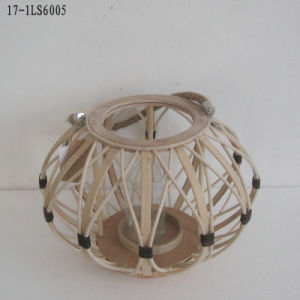 Bamboo Lantern for Handing, Home Decoration and Gift pictures & photos