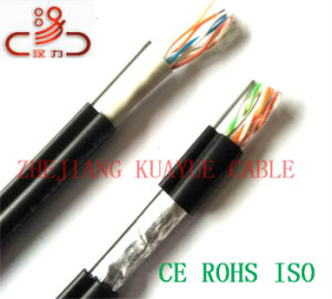 LAN Cable Ftpcat6/Computer Cable/ Data Cable/ Communication Cable/ Connector/ Audio Cable pictures & photos