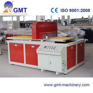 PVC WPC Profile Wide Window Plastic Product Extruding Making Machinery pictures & photos
