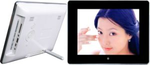 7 Inch High Resolution Digital Photo Frame pictures & photos