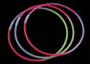Party Toys Tri-Color Glow Stick, Glow Necklace pictures & photos