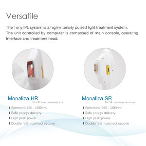 New FDA Approved High-Quality Hair Removal and Skin Rejuvenation Shr IPL Laser Permanent Hair Removal pictures & photos