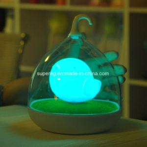 Birde Design Touch Sensor Vibration Birdcage Lamp pictures & photos
