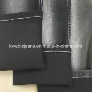 7 Oz Strench Denim Fabric on Sale (KL107) pictures & photos