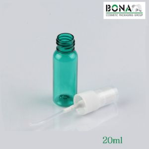 High Quality 20ml Pet Bottle Round Bottle with Sprayer pictures & photos