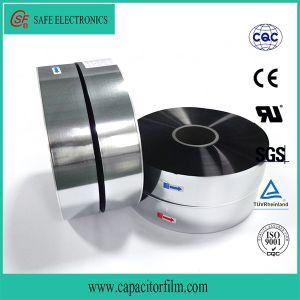 Zinc Aluminium Metallised Polyester Heavy Edge Film pictures & photos