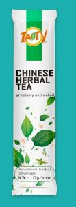 Traditional Chinese Herbal Tea Drink Health Caring