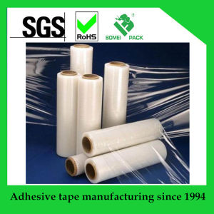 Hand Wrap Machine Use PE Stretch Film pictures & photos