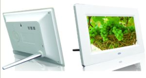 "Promotion 7"" Full Function Digital Photo Frame pictures & photos"