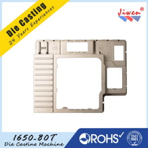 Top Quality Aluminum Casting for Electric Box Side Panel pictures & photos