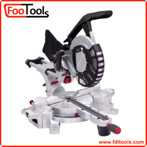 10′′ 1800W Double Bevel Sliding Miter Saw (220425) pictures & photos