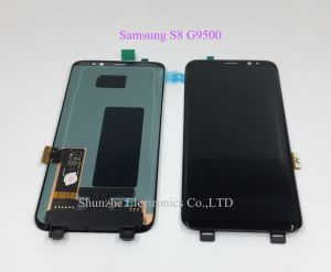 Smart Cell Phone Display Touch Screen LCD for Samsung Galaxy S8 Edge G9500 G9550 pictures & photos