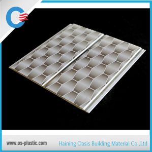 Normal Groove Printing PVC Ceiling Fireproof PVC Wall Panel pictures & photos