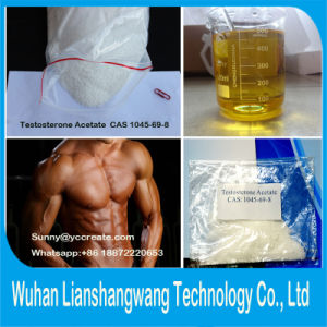 Test Ace Steroids 99% Purity Testosterone Acetate for Muscle Building pictures & photos
