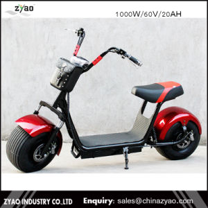 1000W60V12ah Harley Scooter Citycoco Fat Scooter pictures & photos
