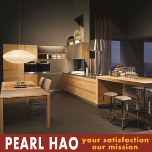 Melamine Plywood Kitchen Cabinets Vacational Village Resort pictures & photos