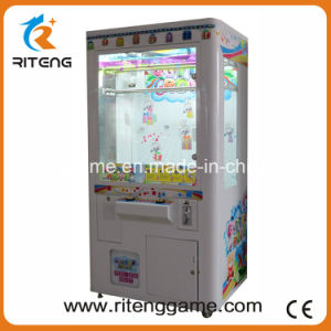 Coin Pusher Arcade Crane Claw Machine for Sale pictures & photos
