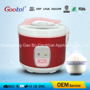 Red Stainless Steel Rice Cooker pictures & photos