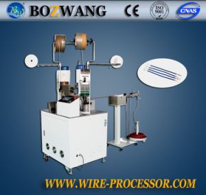 Bzw-2.0 Automatic Double Ends Terminal Crimping Machine pictures & photos