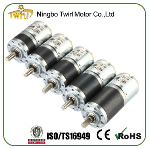 Wholesale 32mm DC Planetary Reduction Gearbox Motor pictures & photos