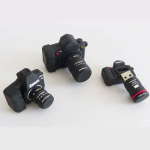 Camera USB Flash Drive2GB USB Stick 4GB (TF-0241) pictures & photos