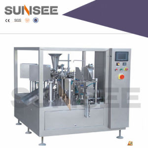Automatic Filling and Packing Machine for Liquid, Powder pictures & photos