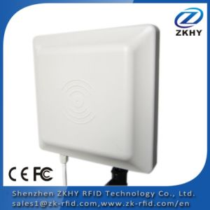 TCP/IP Interface 6m Middle Range UHF RFID Access Control Reader pictures & photos