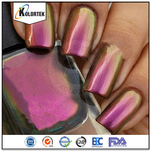 Chrome Flip Flop Pigments for Nail Polish pictures & photos