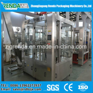 Full Automatic Juice Filling Machine/Orange/Mango/Pineapple pictures & photos