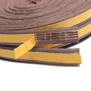 3m Adhesive Foam Silicone PVC NBR EPDM Rubber Seal Strip pictures & photos