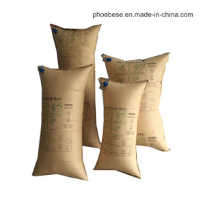 Brown Kraft Paper Cargo Safe Dunnage Bags pictures & photos
