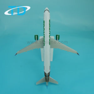 Airbus A321neo Frontier 22cm Plastic Aircraft Model as Gifts for Airline Company pictures & photos