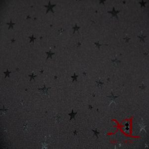 Waterproof Star Print TPU Coated Composite Fabric for Windbreaker/Ski Suit pictures & photos