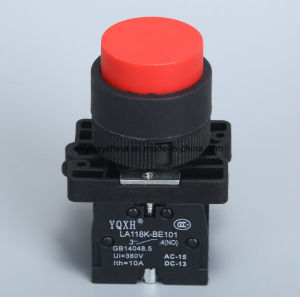 Keyway Brand Push Button Switch with Projecting Function pictures & photos