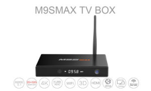 fashion Design M9smax Android TV Box 2g 32g pictures & photos