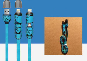 Universal Charger Cable for iPhone Samsung Mobile Phone Cable USB Cable pictures & photos