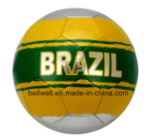 Promotion Gift 5# PVC Soccer Ball pictures & photos