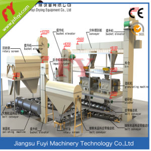 Double press Granulator for Fertilizer, Granulator to Make Organic Fertilizer pictures & photos