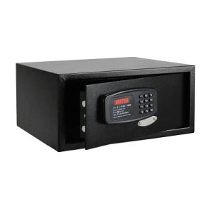 Hotel Black Lock Keypad Electronic Digital Safe Box pictures & photos