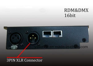 Industrial Level 8A in 5 Channels DMX512 & Rdm Decoder DC12-24V 30kHz pictures & photos