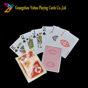 Be Made by Factory OEM Bar Code Paper Poker Yh27 pictures & photos