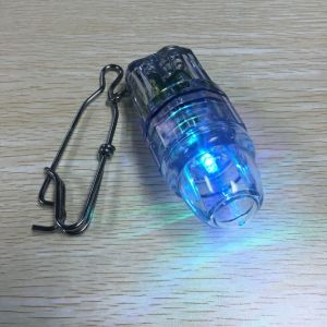 AA Power Green Blue Red LED Fishing Lure Light for Sea Ocean Deep Underwater Bait Squid Lighting Lamp pictures & photos