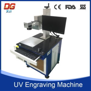 High Speed 3W UV Laser Marking Machine pictures & photos