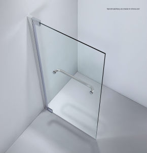 Hr-016 Square Corner Bathtub Shower Screen Walk-in Shower Enclosure pictures & photos