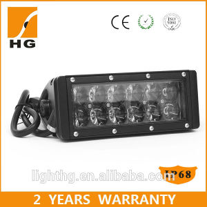 4D LED Light Reflector 588W Dual Row LED Light Bar Offroad pictures & photos